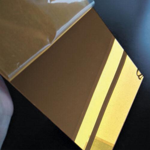 Зеркальный-полистирол-золото-2000х1000мм