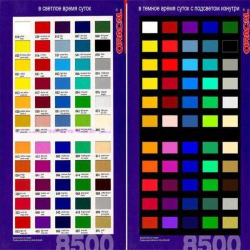 ORACAL® 8500 Светорассеивающие пленки ORACAL® 8500