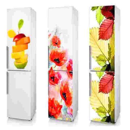 Декоративные наклейки на стены, холодильники